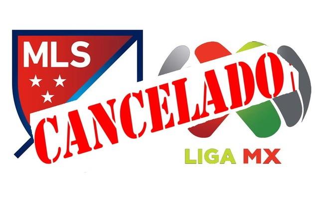 LIGA MX y la MLS cancelan competencias programados para el años 2020