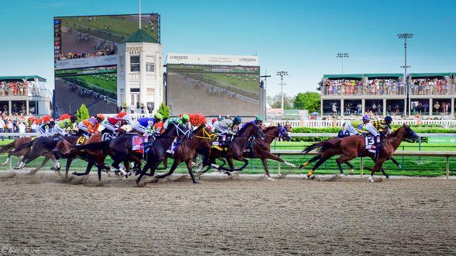 Turf Kentucky Derby Access en Vivo – Jueves 3 de Mayo del 2018