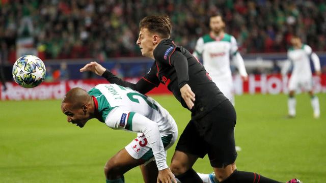 Resultado Lokomotiv Moscú vs Atlético Madrid – Fase de Grupos -J2-  Champions League