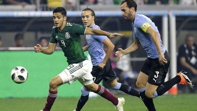 Resultado México vs Uruguay – Partido Amistoso