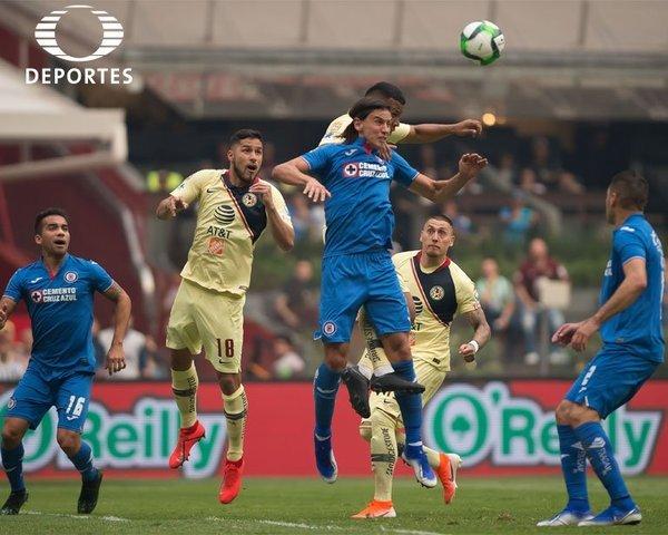 Resultado Cruz Azul vs América – Cuartos de Final  de Clausura 2019