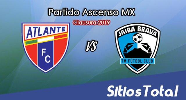 Ver Atlante vs Tampico Madero en Vivo – Ascenso MX en su Torneo de Apertura 2019