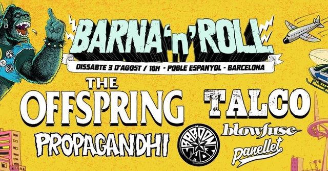 BARNA 'N' ROLL 2019 (Official Event)
