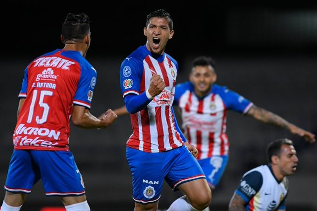 Resultado Chivas vs América -Semifinal – Copa por México GNP