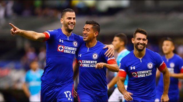 Jugadores que terminan contrato con Cruz Azul