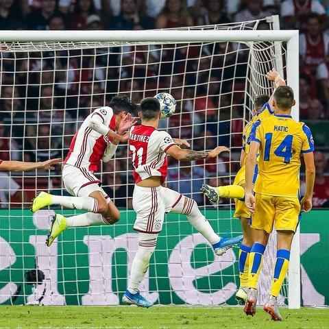 Resultado Ajax Amsterdam vs Apoel Nicosia  – Champions League