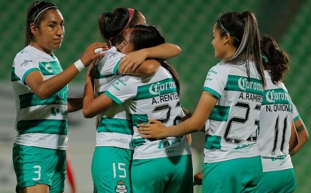 Resultado Santos vs Toluca – J17- Guardianes 2020-  Liga MX Femenil