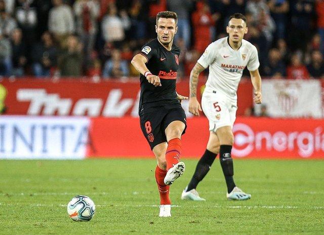 Resultado Sevilla vs Atlético de Madrid  – J12 – La Liga
