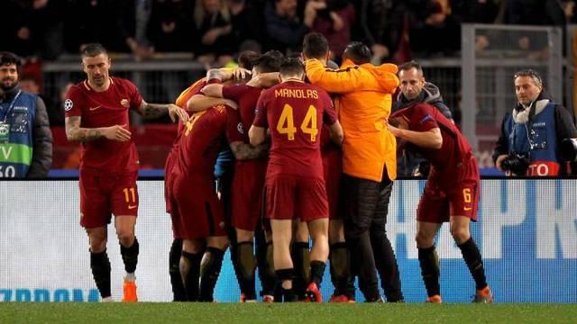 Resultado AS Roma vs Shakhtar Donetsk en  Octavos de Final de la Champions League