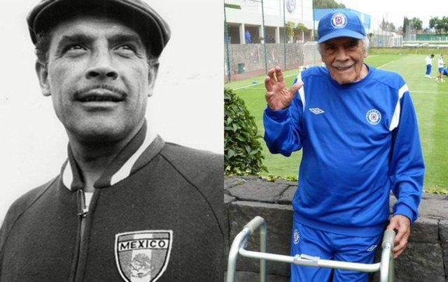 Fallece Don Nacho Trelles icono del Cruz Azul