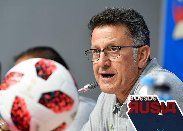 Osorio afirma que contra Brasil, el Tri saldrá a atacar