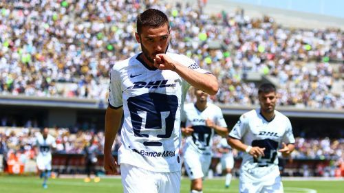 Pumas no contará con Vigon vs León