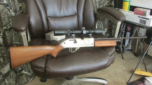 synthetic-stock brass pumpers? - Airguns & Guns Forum