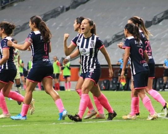 Resultado Monterrey vs América – Semifinal (Vuelta) – Liga MX Femenil