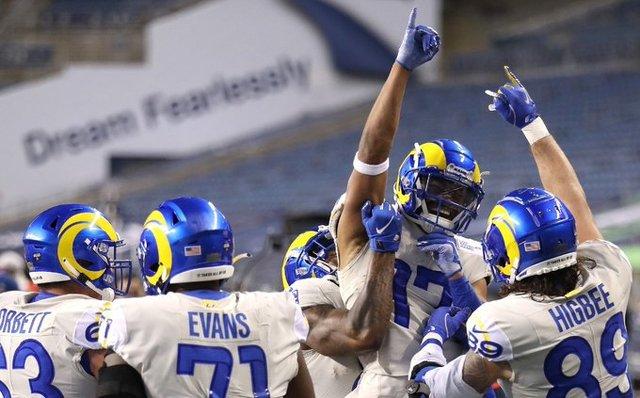 Resultado Los Angeles Rams vs Halcones Marinos de Seattle – Ronda de Comodines – NFL 2020