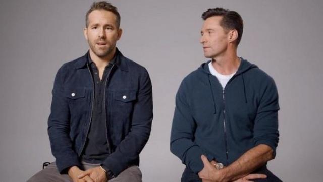 Hugh Jackman prepara «horrible» regalo para su amigo Ryan Reynolds