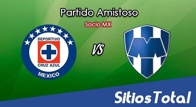 Ver Cruz Azul vs Rayados de Monterrey en Vivo – Partido Amistoso – Martes 3 de Julio del 2018