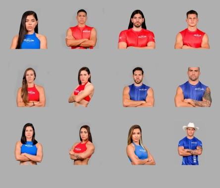 Atletas que regresan a Exatlón Estados Unidos –  5 temporada