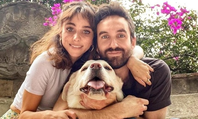 Natalia Tellez  terminó con Gonzalo Vega Jr.  y ya anda con otro