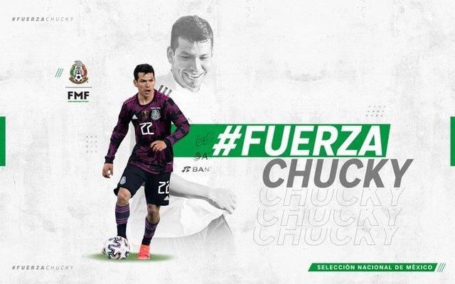 Hirving 'Chucky' Lozano se regresa a Italia a recuperarse
