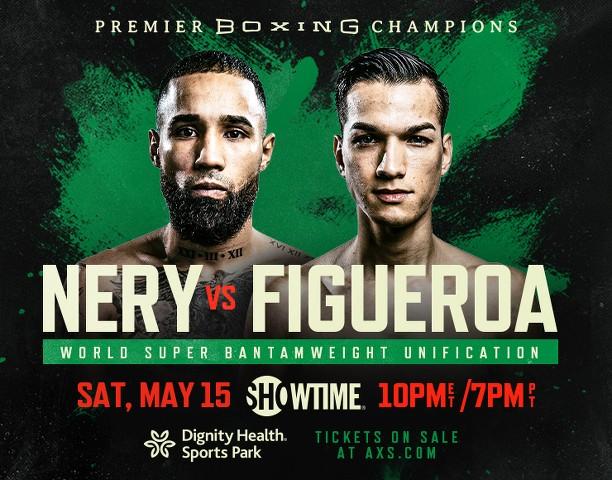 Brandon Figueroa vs Luis Nery en Vivo – Box – Sábado 15 de Mayo del 2021