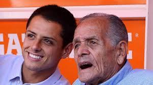 Fallece abuelo de Chicharito