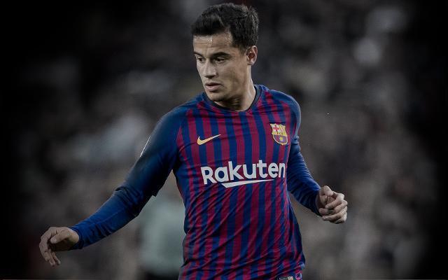 Coutinho quiere seguir en el Barcelona