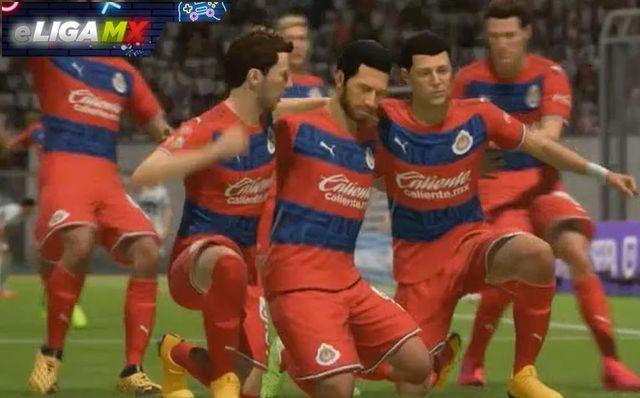 Resultado Pumas vs Chivas -J16- eLiga MX FIFA 2020