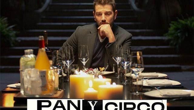 """Nueva serie de Diego Luna, """"Pan y Circo"""""""