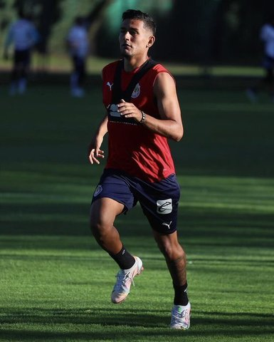 Chivas da  oportunidad a jugador de la MLS