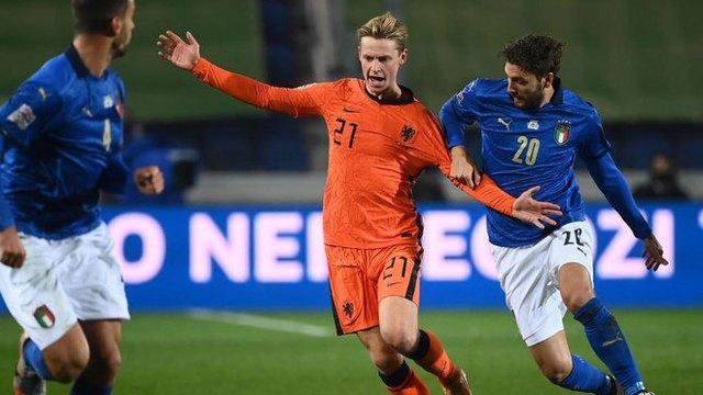Resultado Italia vs Holanda  – J4 – Liga de las Naciones 2020