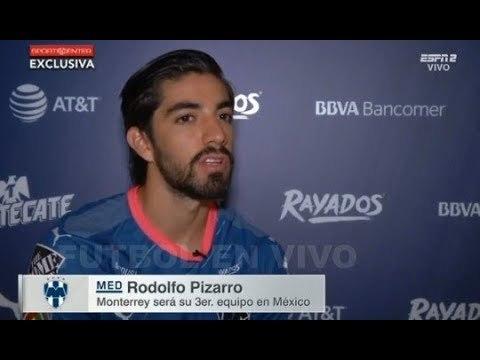 Rodolfo Pizarro lamenta como salio de Chivas