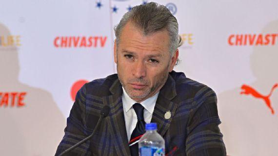 Higuera quiere un director deportivo para Chivas