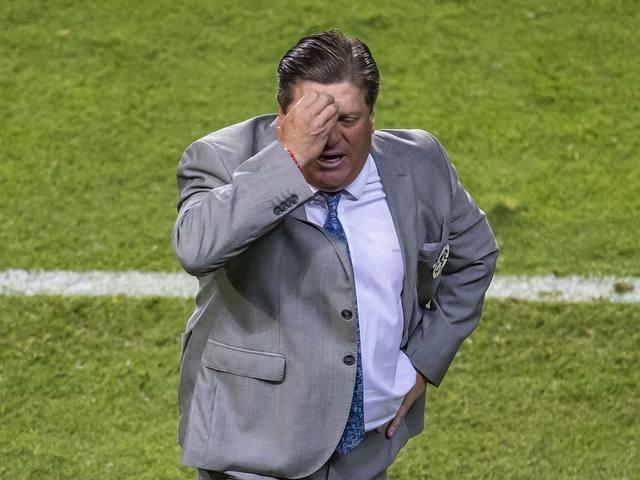 Miguel Herrera admite que Morelia jugó muy bien