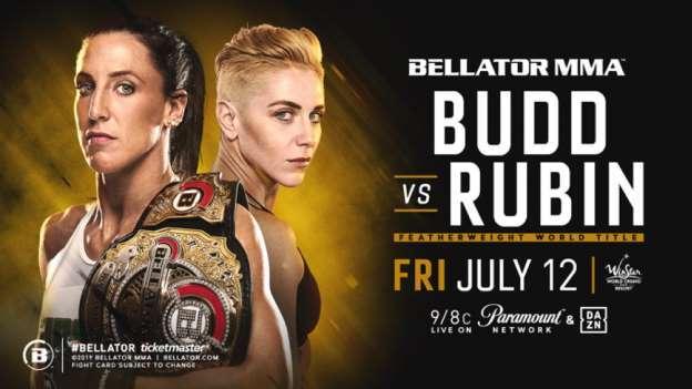 Julia Budd vs Olga Rubin – Bellator 224 en Vivo – Viernes 12 de Julio del 2019