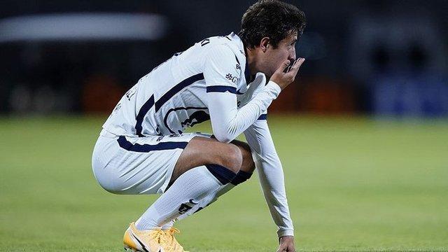 Carlos Gutiérrez sufrió una fractura