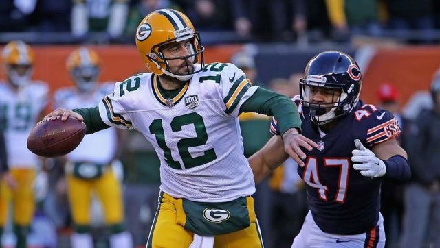 NFL arranca on  Green Bay Packers vs Chicago Bears – Temporada 2019