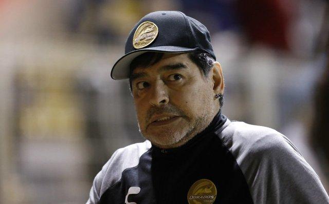 Dicen que Maradona podría tener Alzheimer