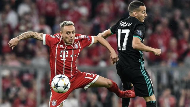 Resultado Bayern Munich vs Real Madrid en  Cuartos de Final de la Champions League