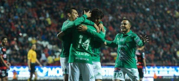 Resultado Xolos Tijuana vs León – Cuartos de Final  de Clausura 2019