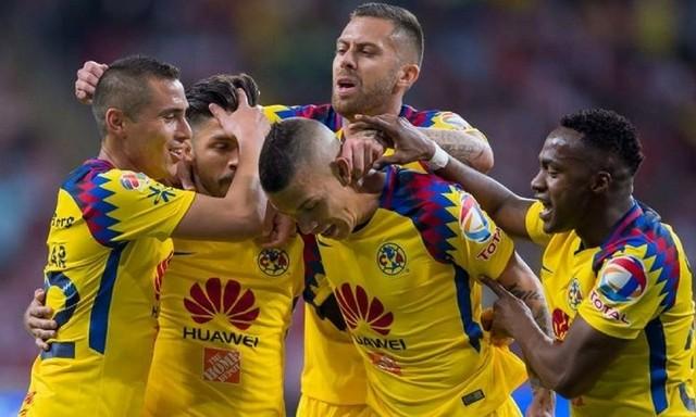 Futbolistas Registrados del  América para el Apertura 2018