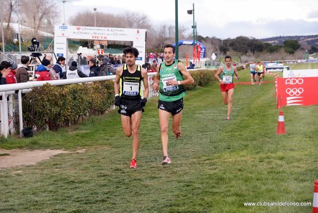 Campeonato de España de clubes de cross carrera promesas masculina en Vivo – Domingo 25 de Febrero del 2018