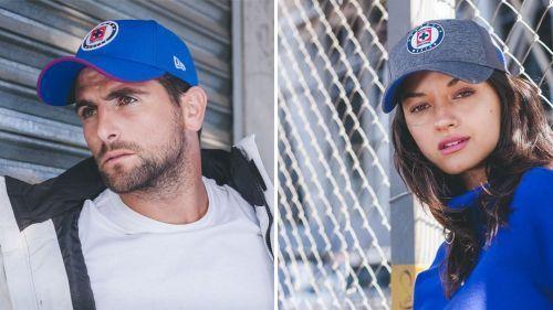 63a54fe625e06 Cruz Azul lanza colección de gorras New Era