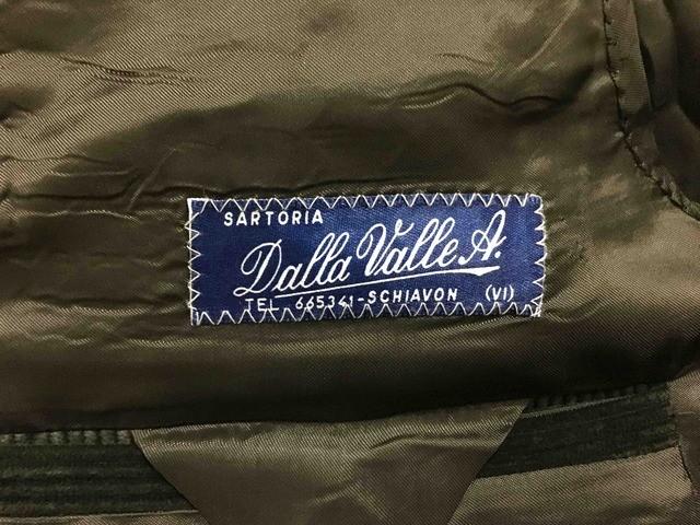 e5e519ce65 SARTORIA VINTAGE '60 Giacca Uomo Velluto Velvet Man Jacket Blazer Sz ...