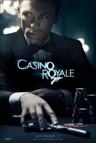 Ver pelicula 007 Casino Royale en Vivo – Domingo 1 de Julio del 2018