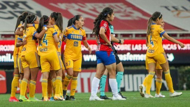 Resultado Chivas vs Tigres – Jornada 17- Guardianes 2021-  Liga MX Femenil