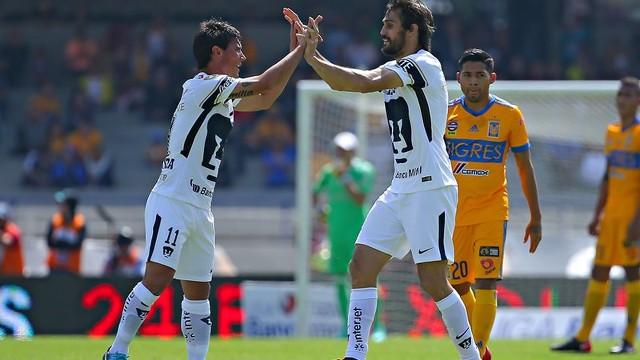 Resultado Pumas vs Tigres en Jornada 5 del Clausura 2018