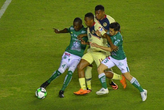 Resultado América vs León Semifinal  de Clausura 2019