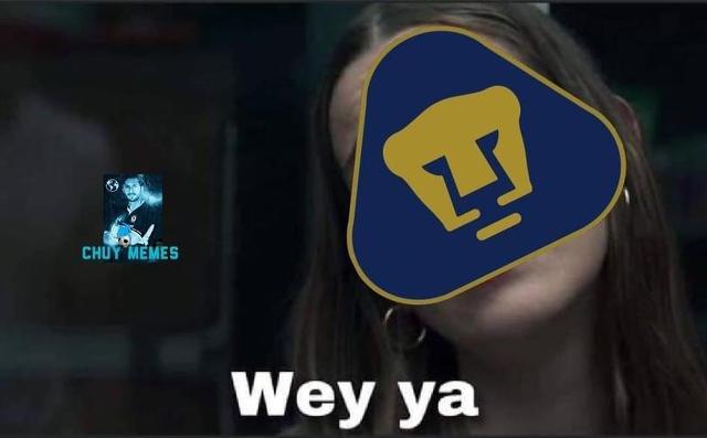 Memes Cruz Azul vs Pumas – Guardianes 2020