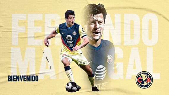 Confirmado Fernando Madrigal es refuerzo del América